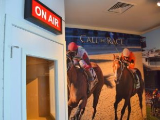 Call the Race: Interactive Racecaller's Booth