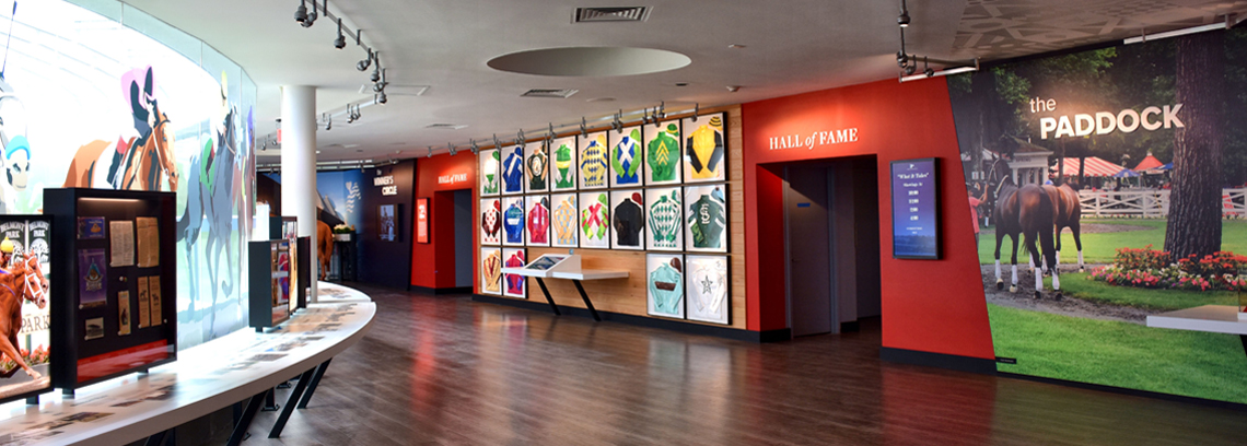 Race Day Gallery, National Museum of Racing