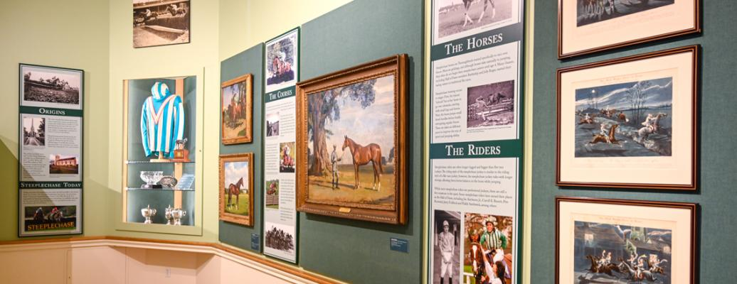 Steeplechase Gallery (Bob Mayberger)