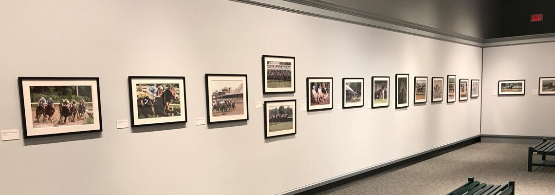 Tony Leonard exhibit, 2017