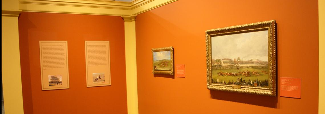 Paintings from the Charles H. Thieriot Collection