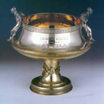Midsummer Derby: 150 Years of the Travers, 1874 trophy