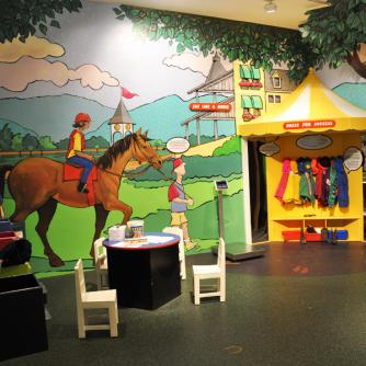 HorsePlay! Interactive Family Gallery