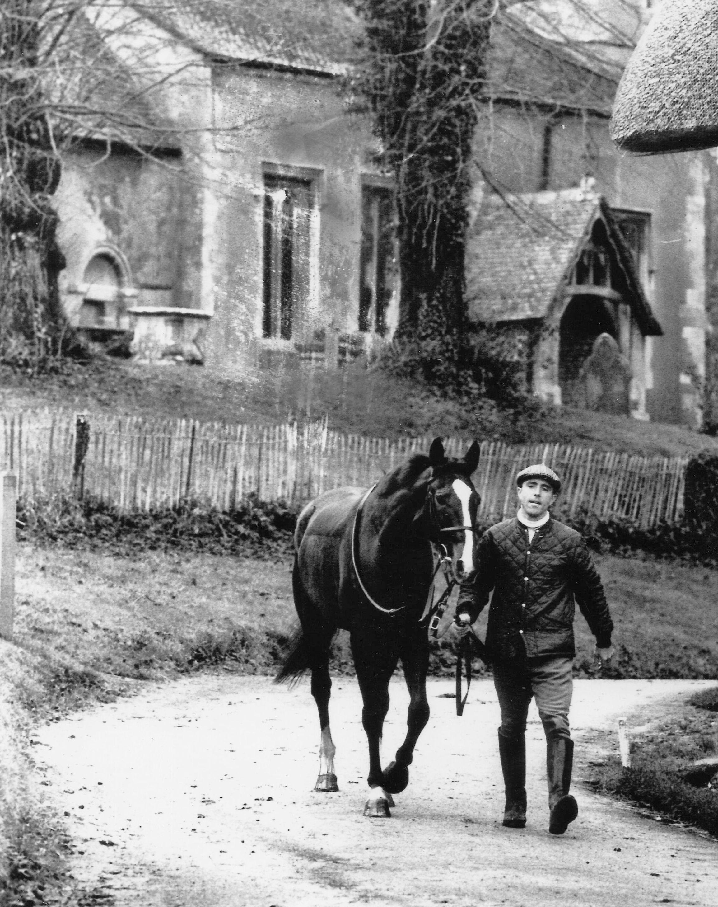 Ben Nevis II with Charles C. Fenwick, Jr. (Douglas Lees)