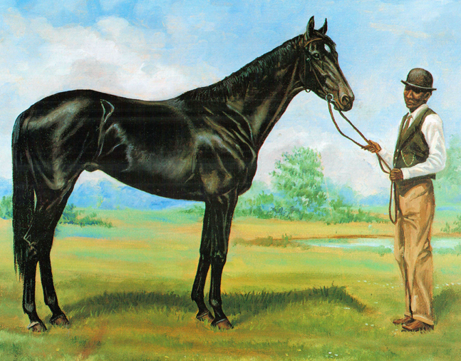 Painting of Henry of Navarre by Yvonne Todd