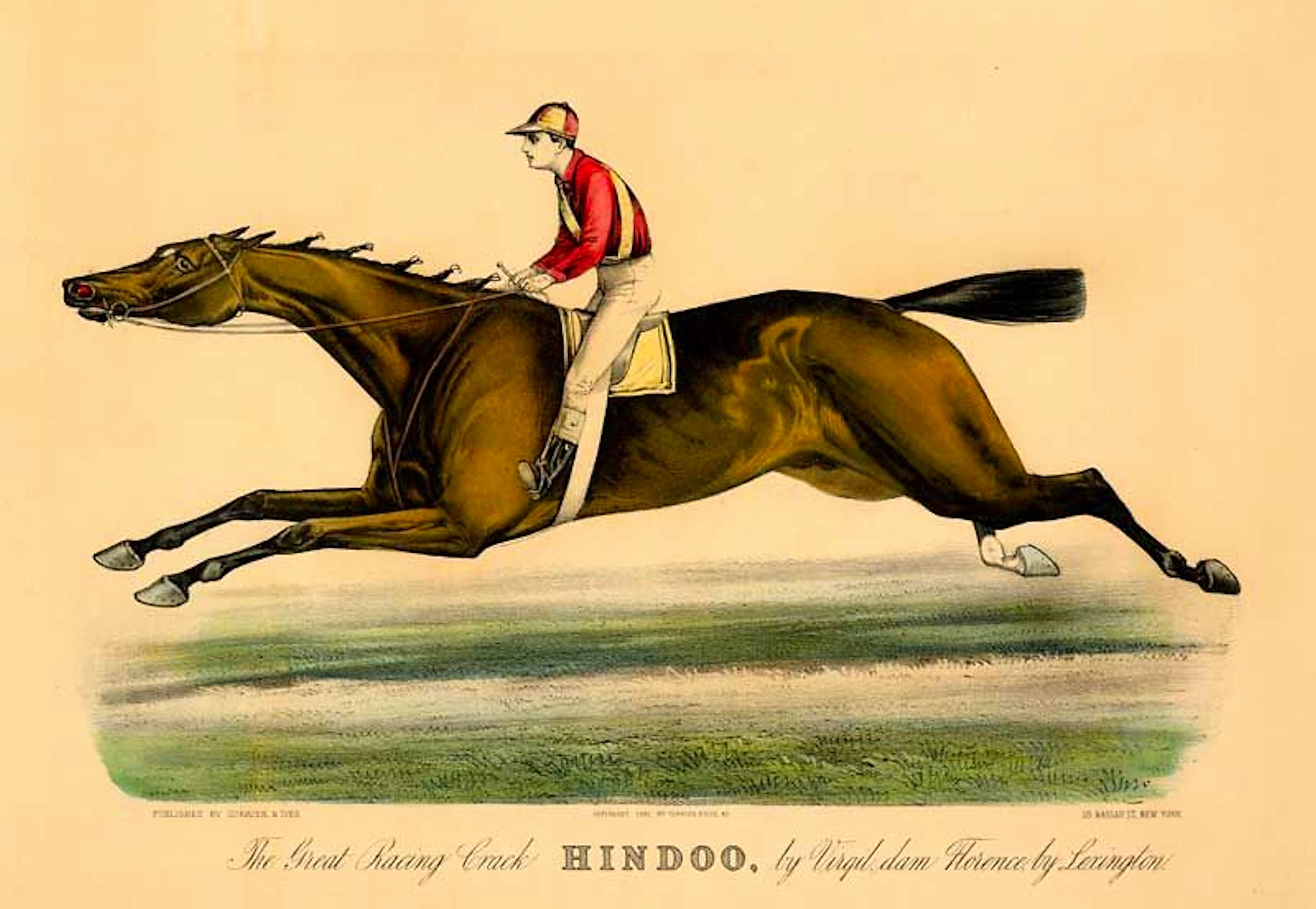 Hindoo (Currier and Ives)