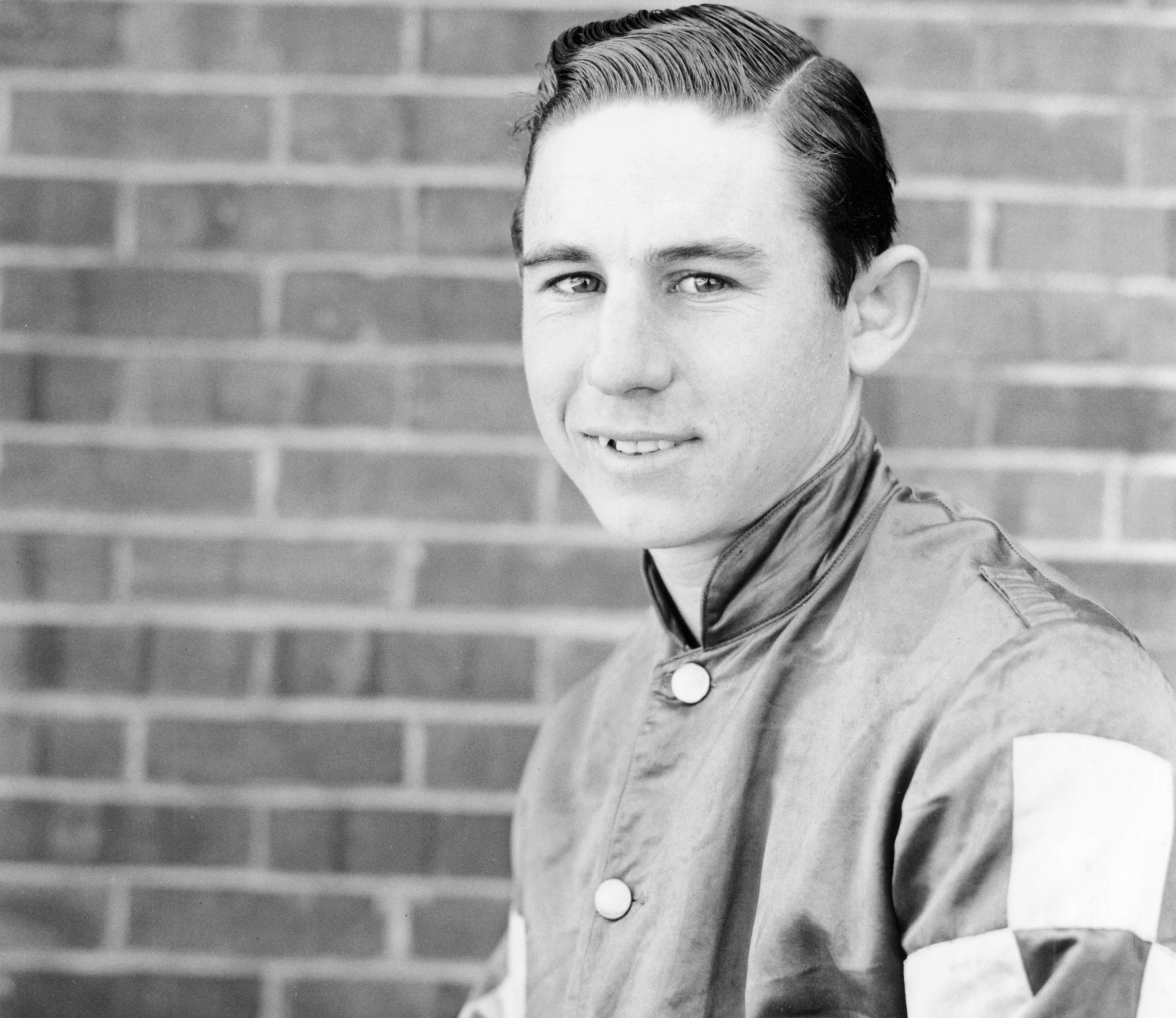 Eric Guerin in September 1944 (Keeneland Library Morgan Collection/Museum Collection)