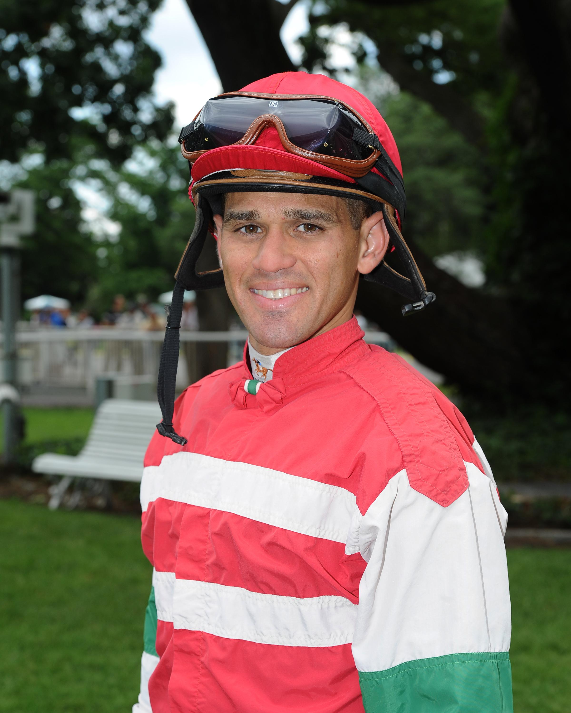 Javier Castellano (NYRA)