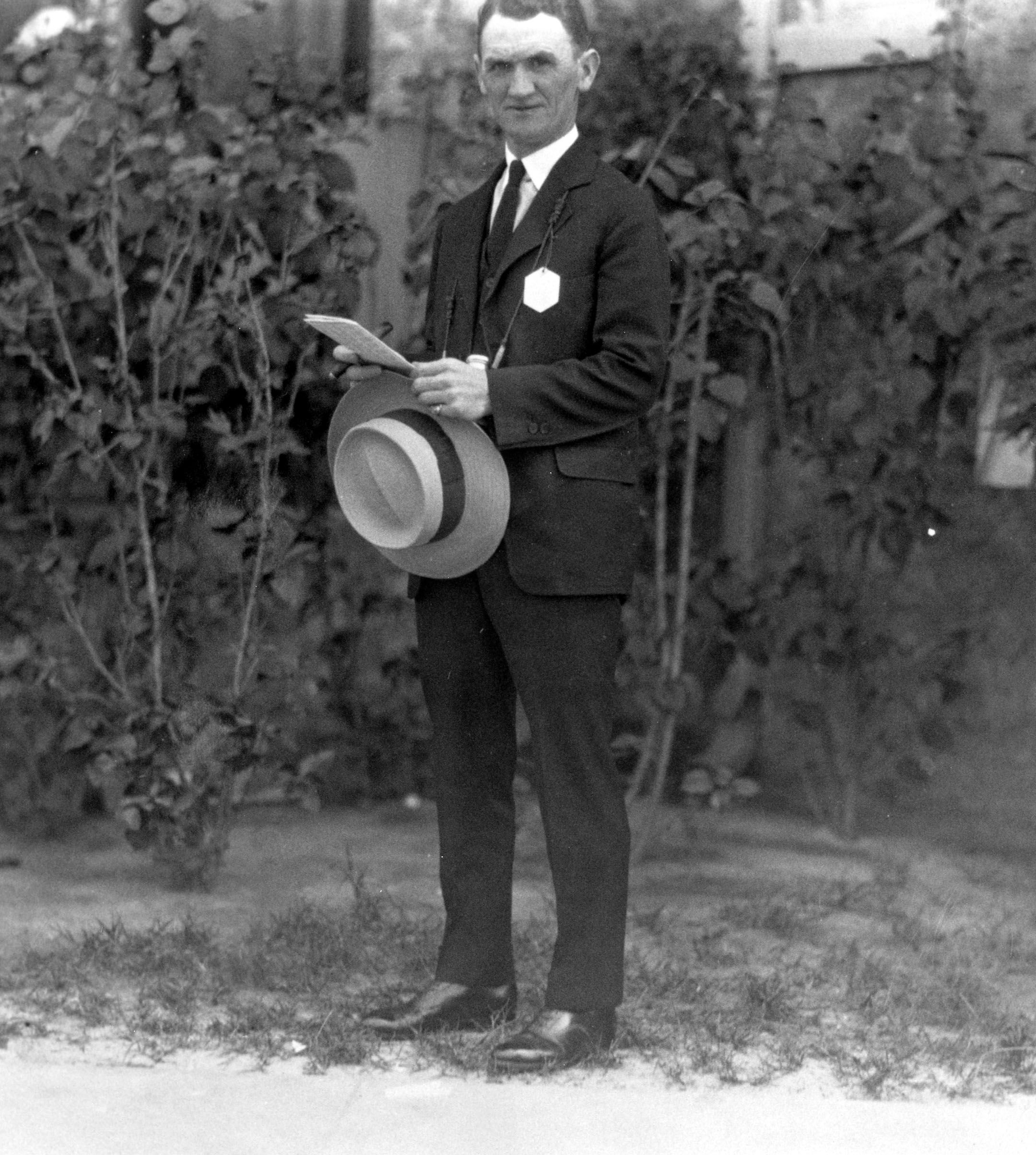 William J. Knapp (Keeneland Library Cook Collection/Museum Collection)