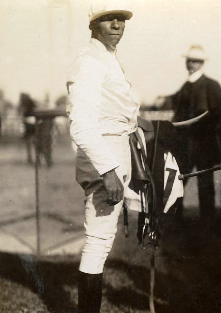Willie Simms (Keeneland Library Hemment Collection)