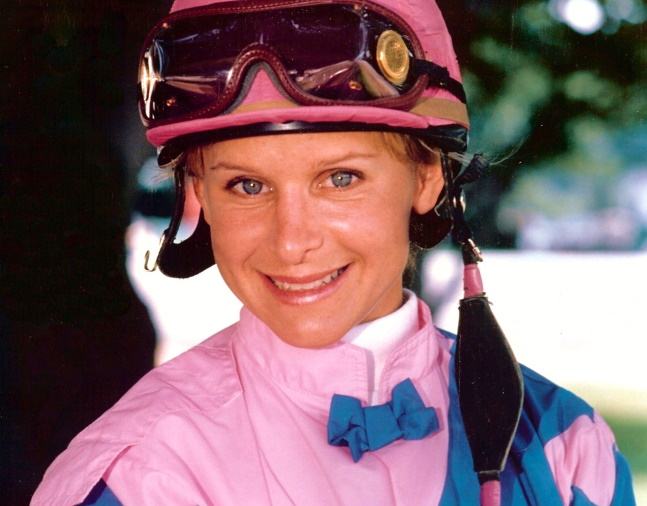 Julie Krone (NYRA)