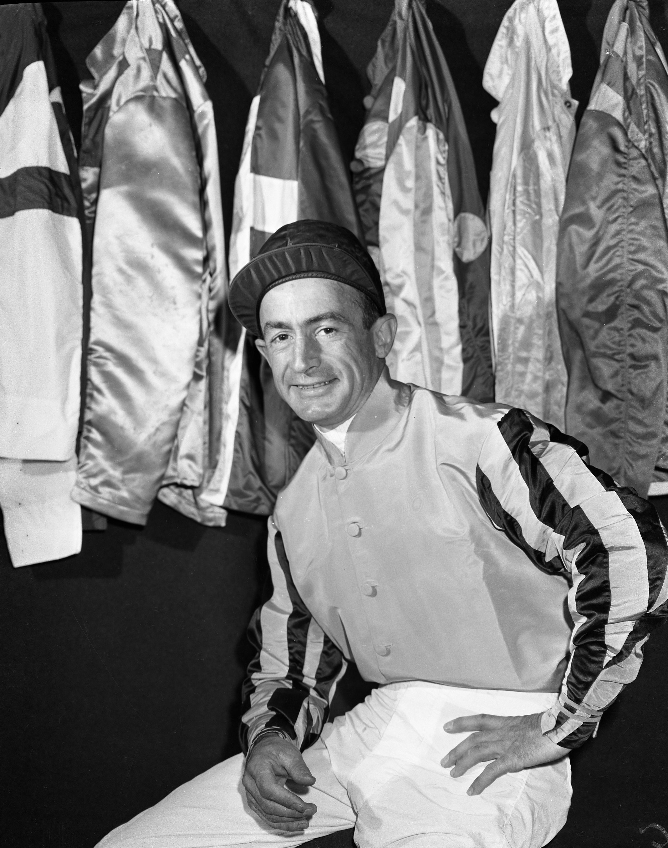 Ted Atkinson (Keeneland Library Morgan Collection)