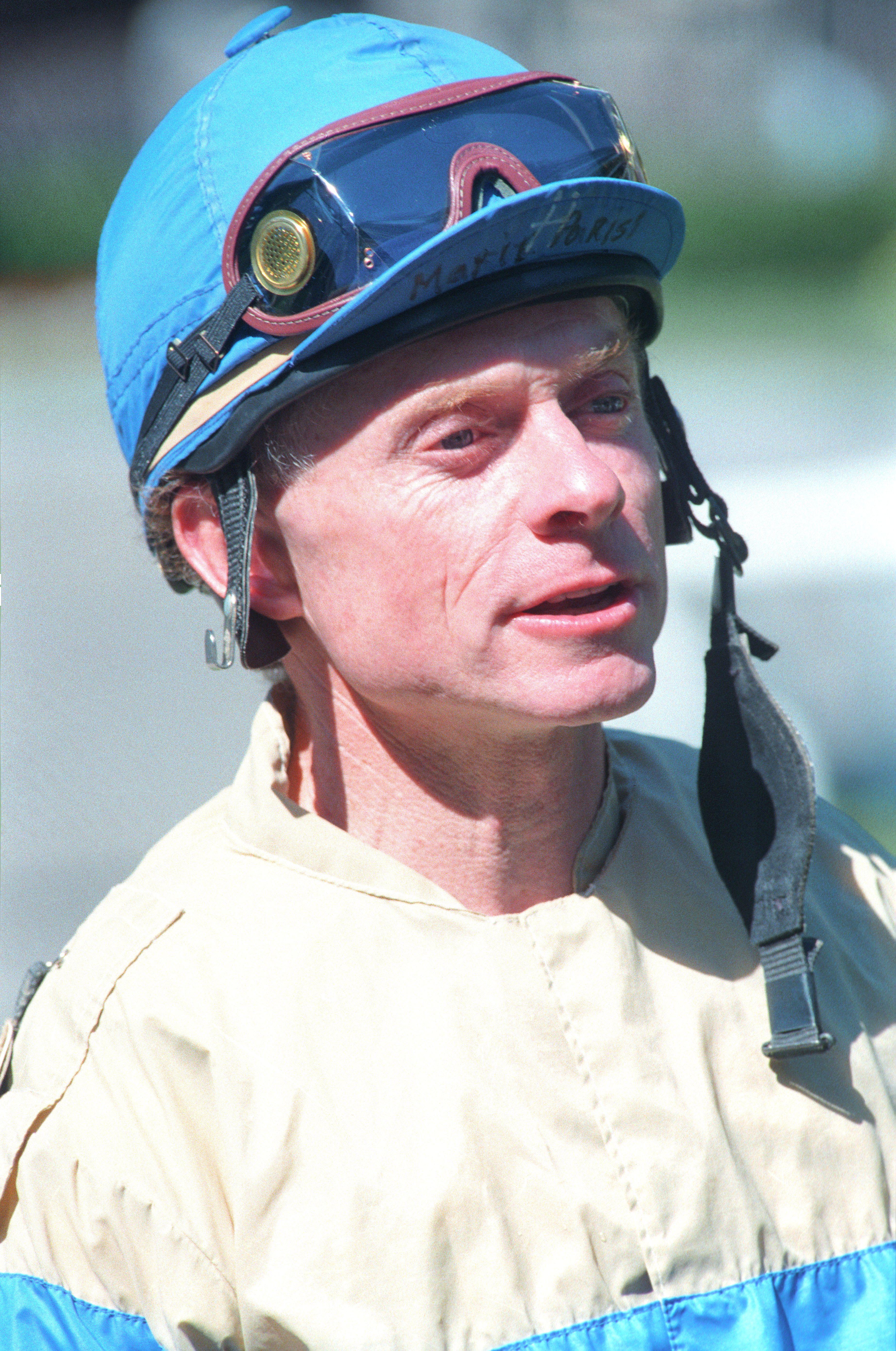 Chris McCarron (NYRA)