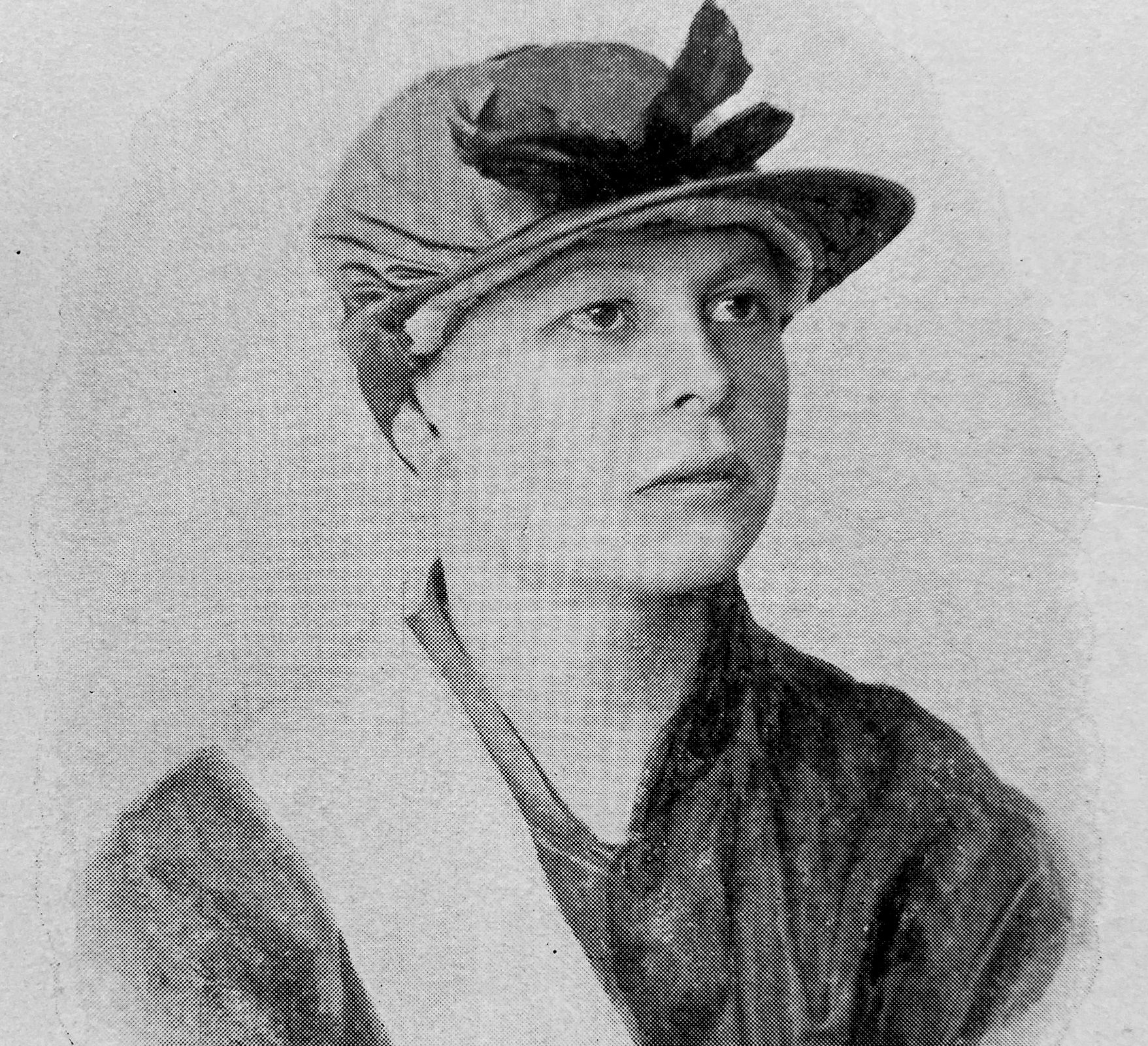 """Winnie O'Connor, from """"The American Turf"""" (Museum Collection)"""