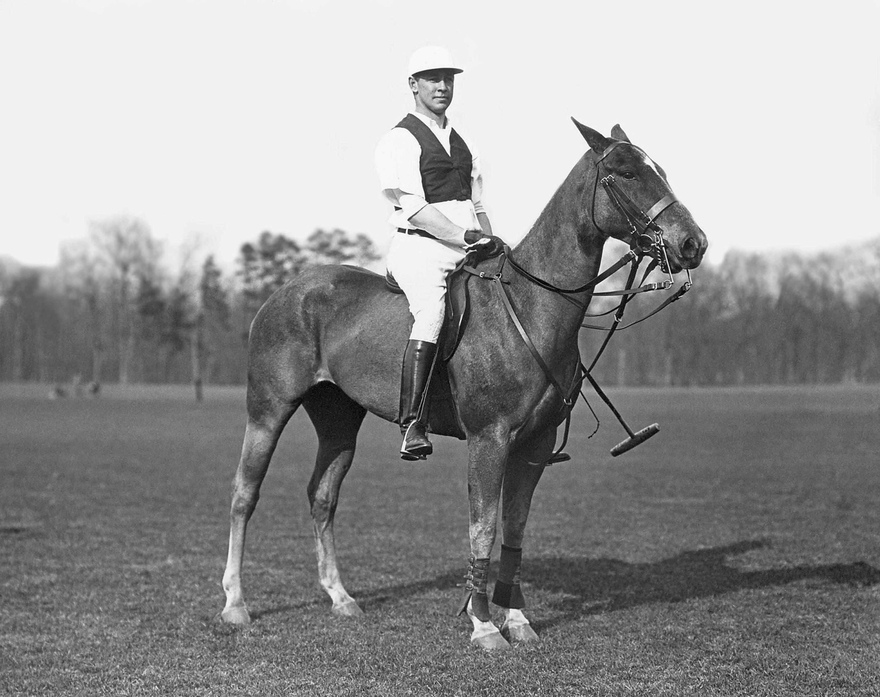 Harry Payne Whitney (Keeneland Library Cook Collection)