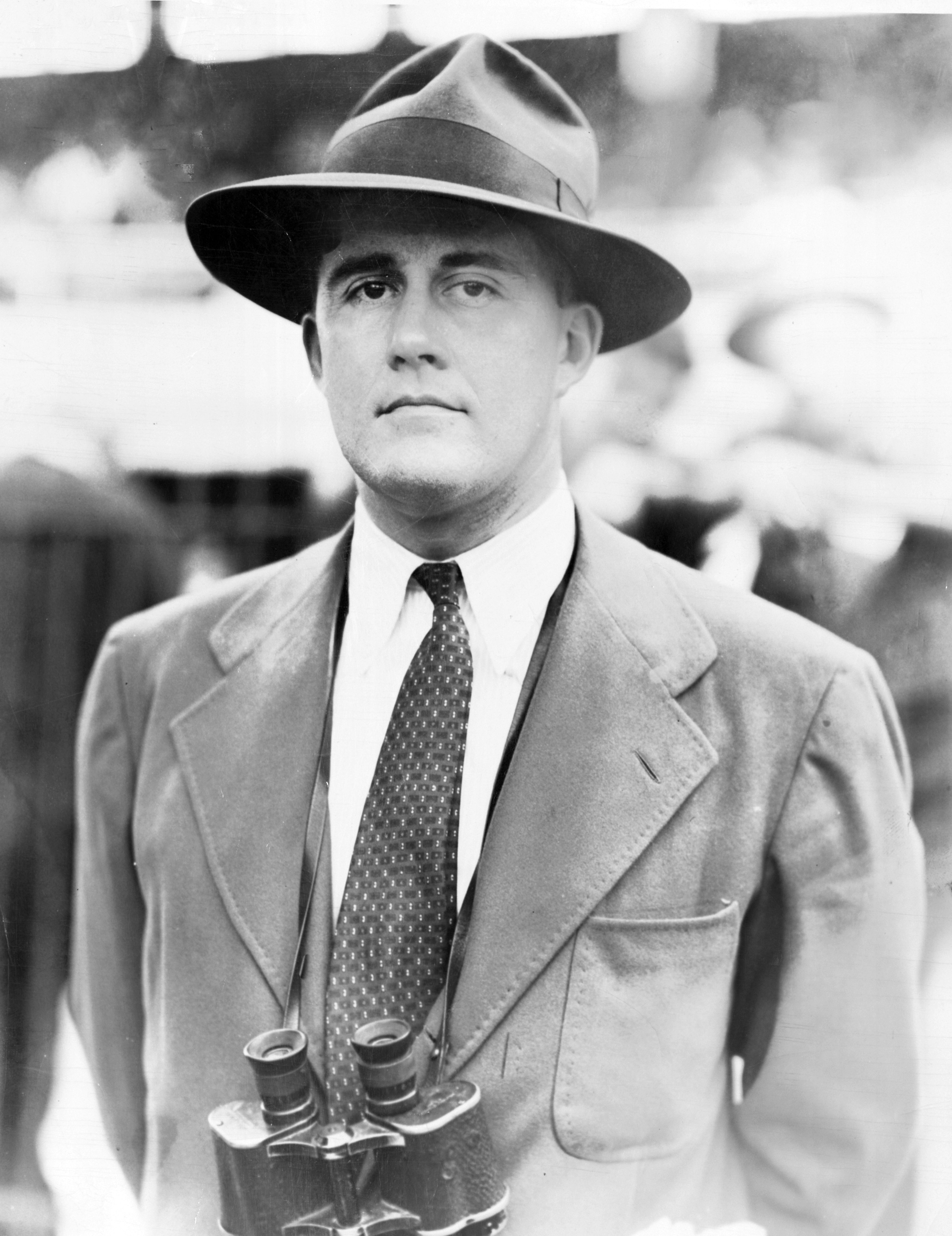 J. Keene Daingerfield, Jr. (Keeneland Library Thoroughbred Times Collection)