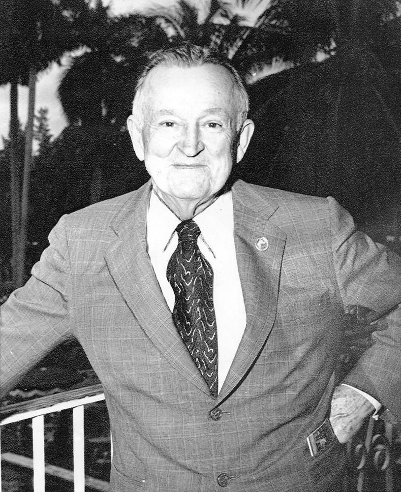John Galbreath in 1973 (Courtesy of Ken Grayson)