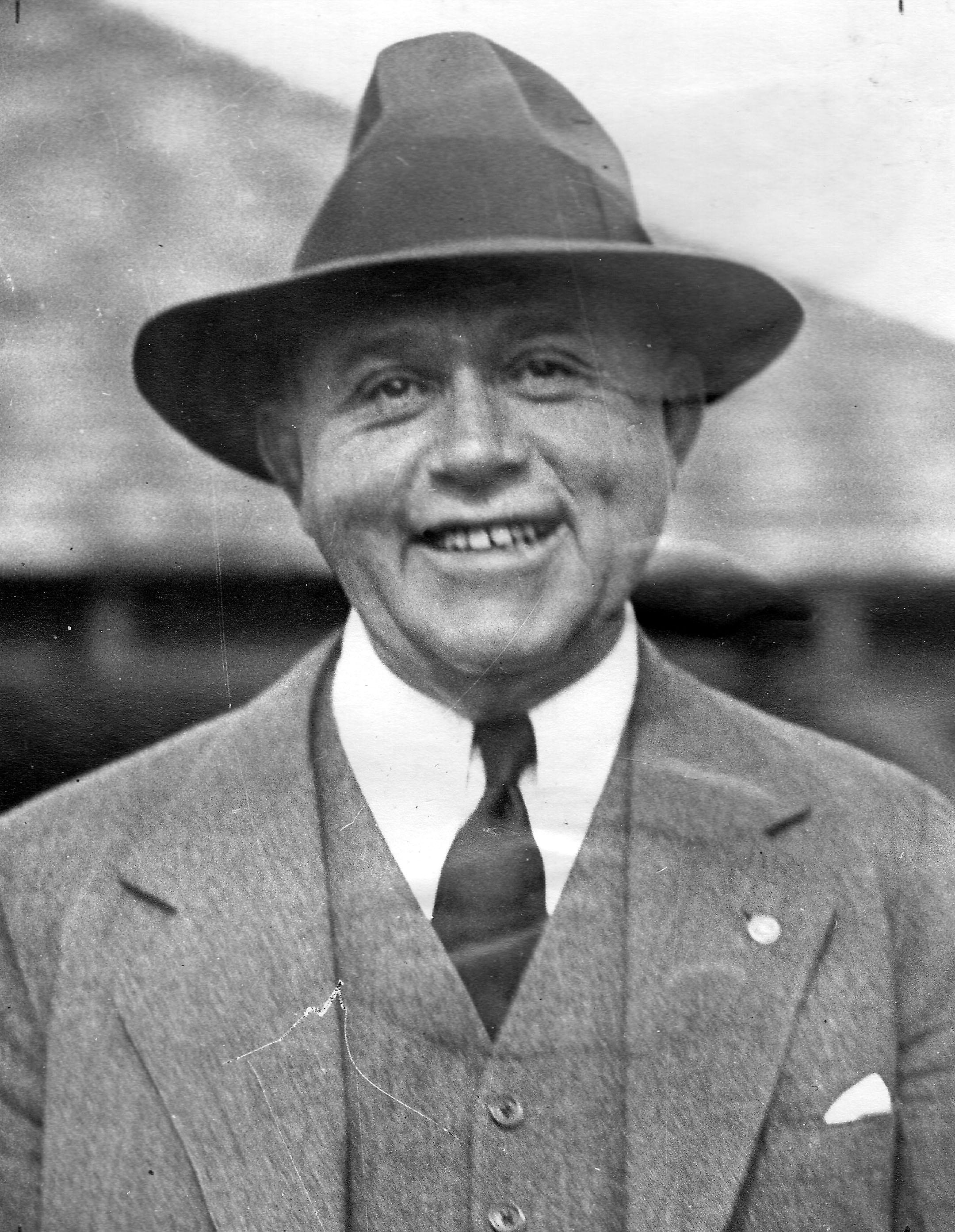 Hal Price Headley (Keeneland Association)