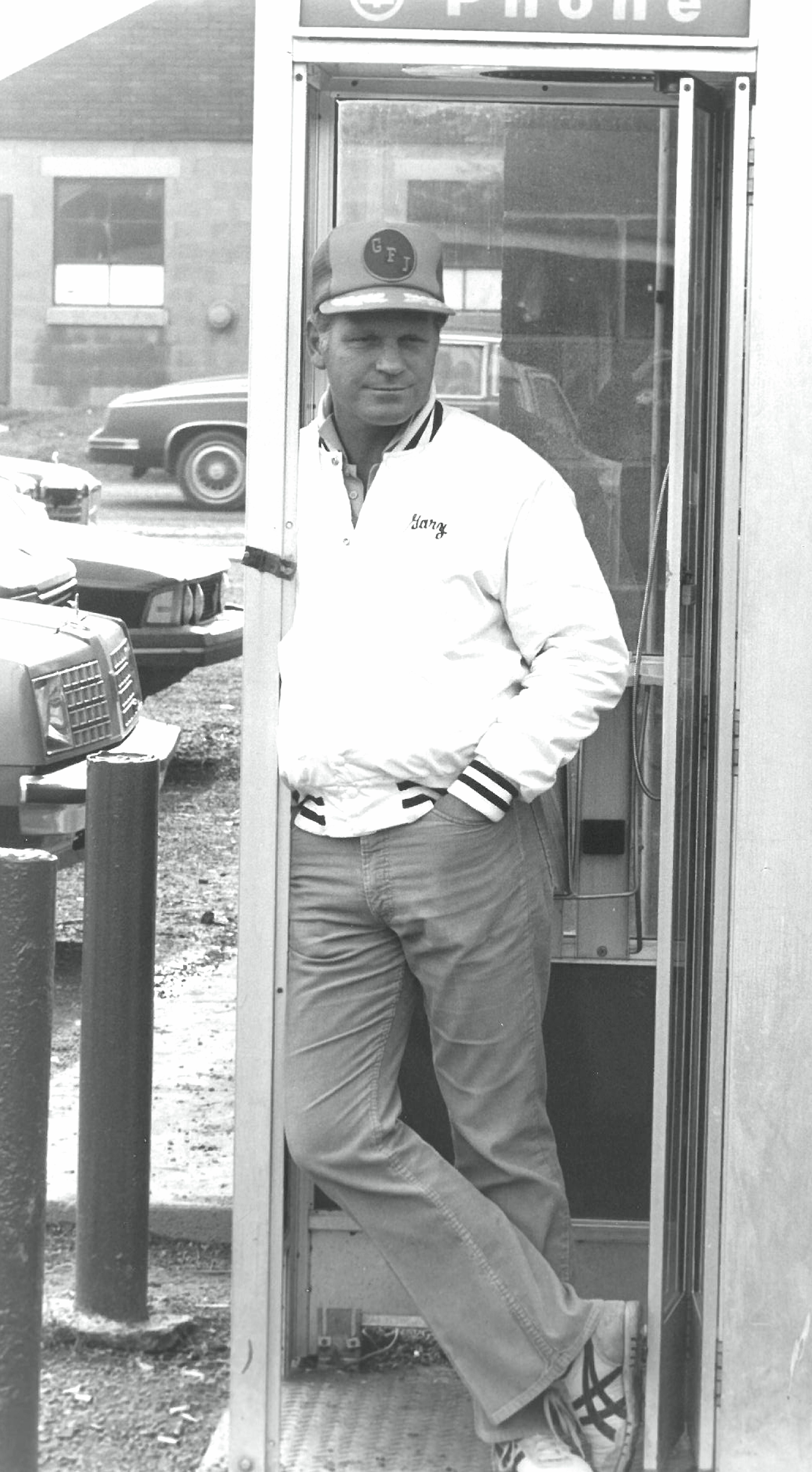 Gary Jones (Benoit Photo)