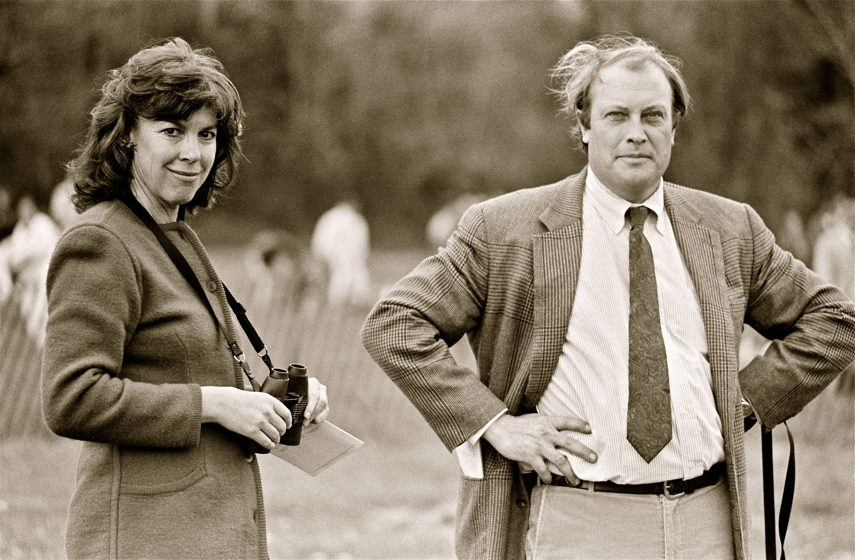 Mimi Voss and Tom Voss (Douglas Lees)