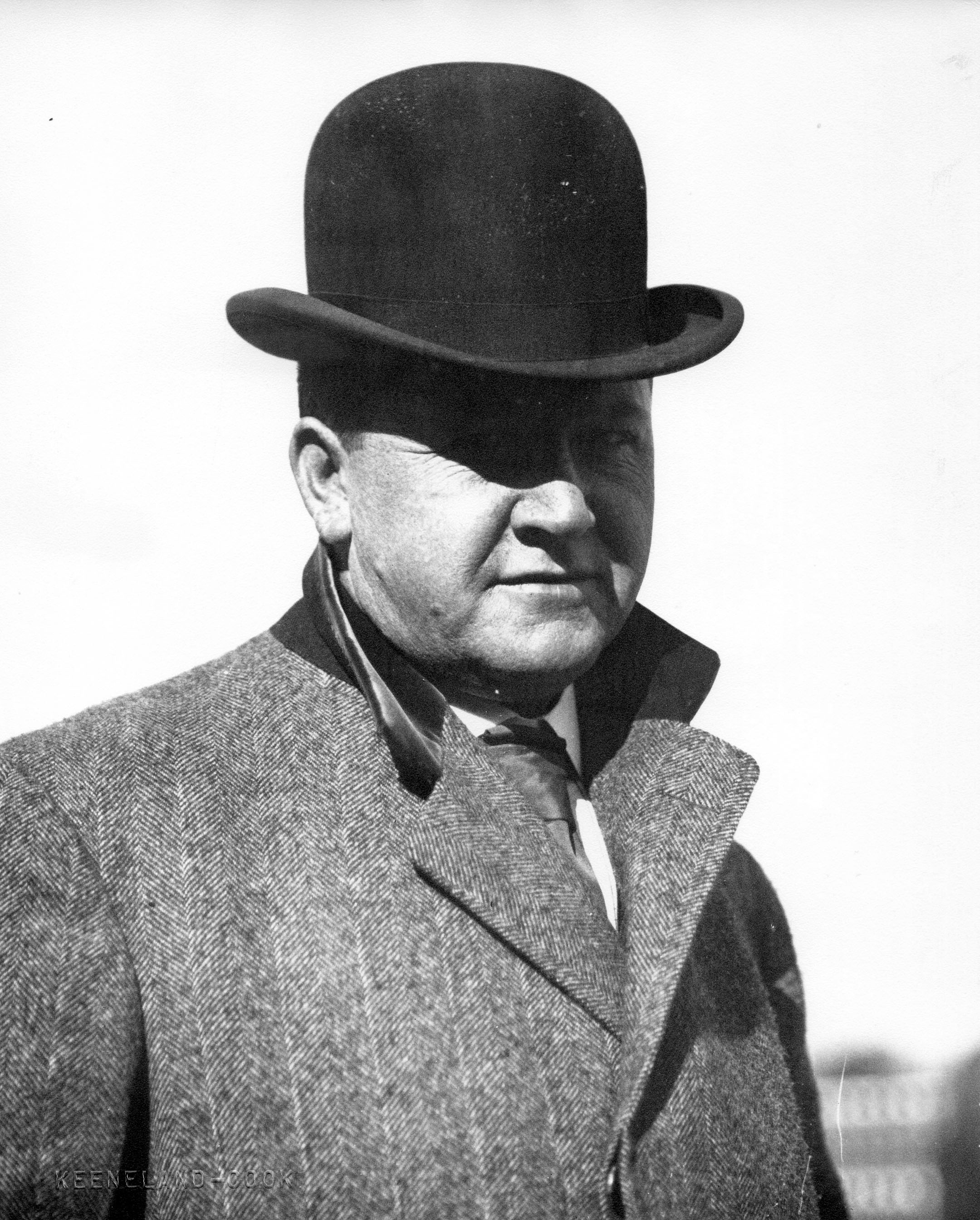 Fred Burlew (Keeneland Library Cook Collection/Museum Collection)