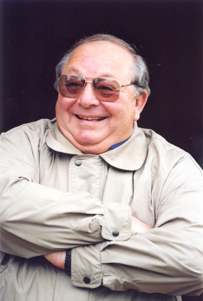 Sonny Hine in 1997 (Barbara D. Livingston/Museum Collection)