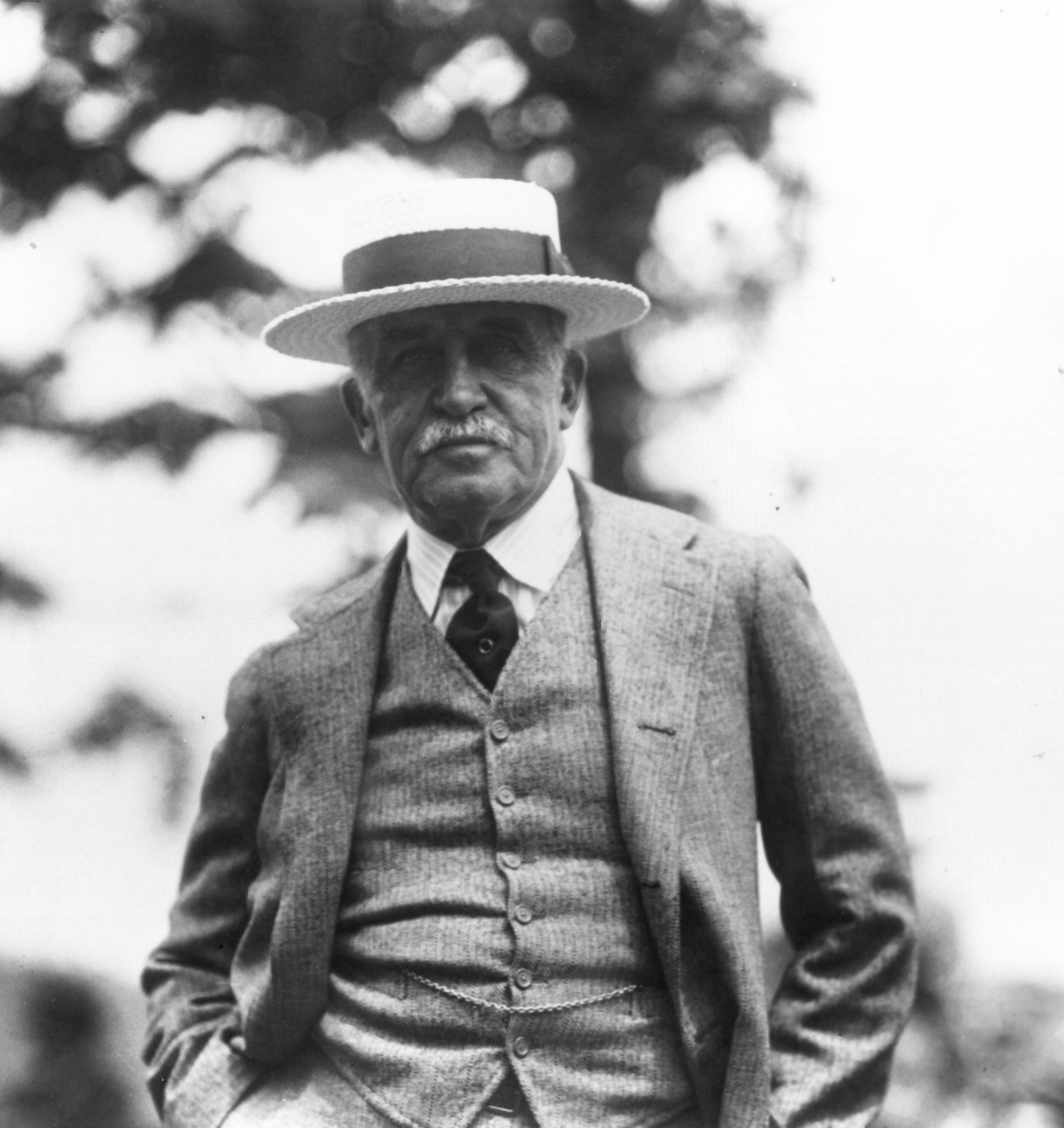 J. Howard Lewis (Keeneland Library Cook Collection/Museum Collection)