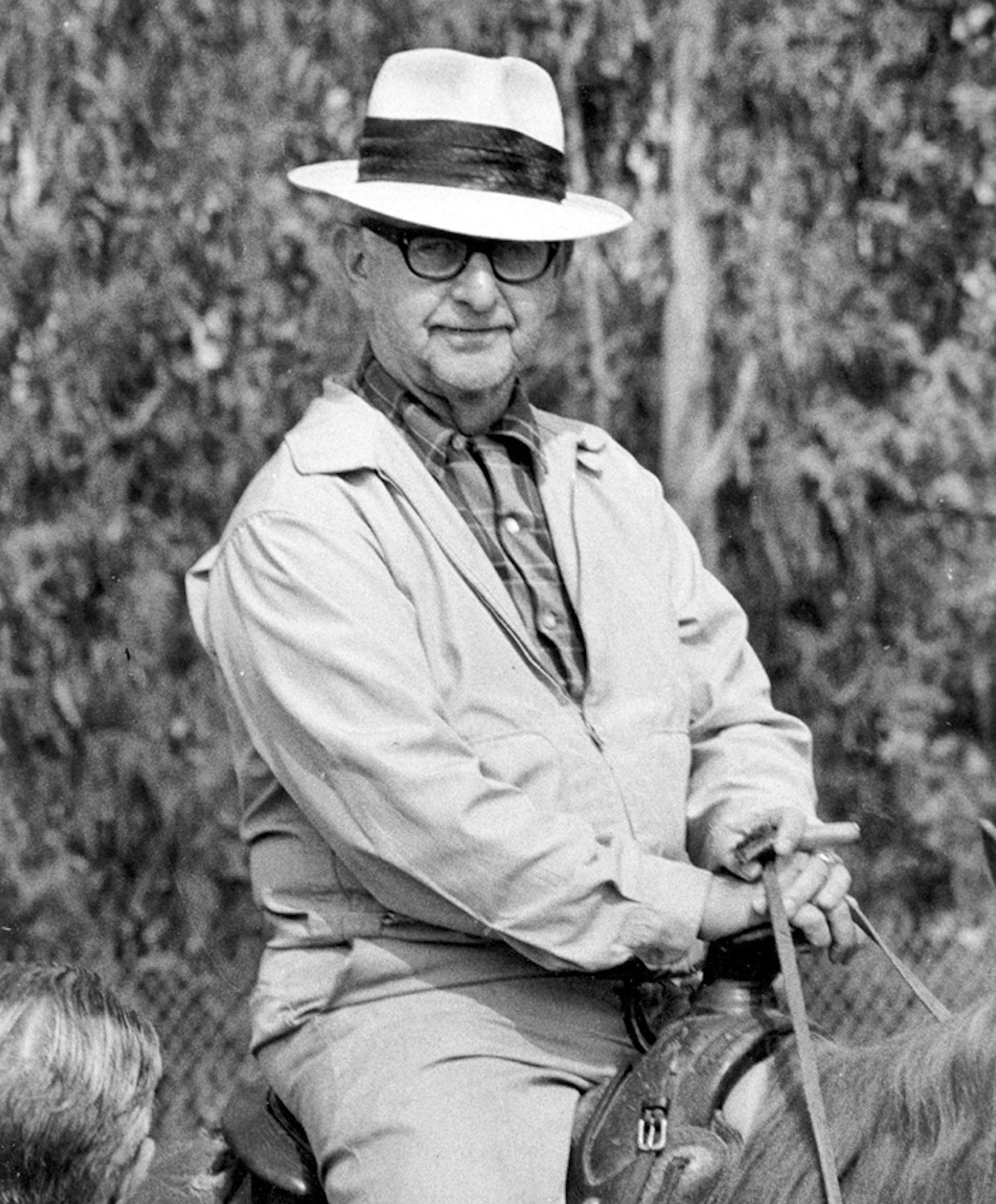 "Michael E. ""Buster"" Millerick (California Thoroughbred Breeders' Association)"