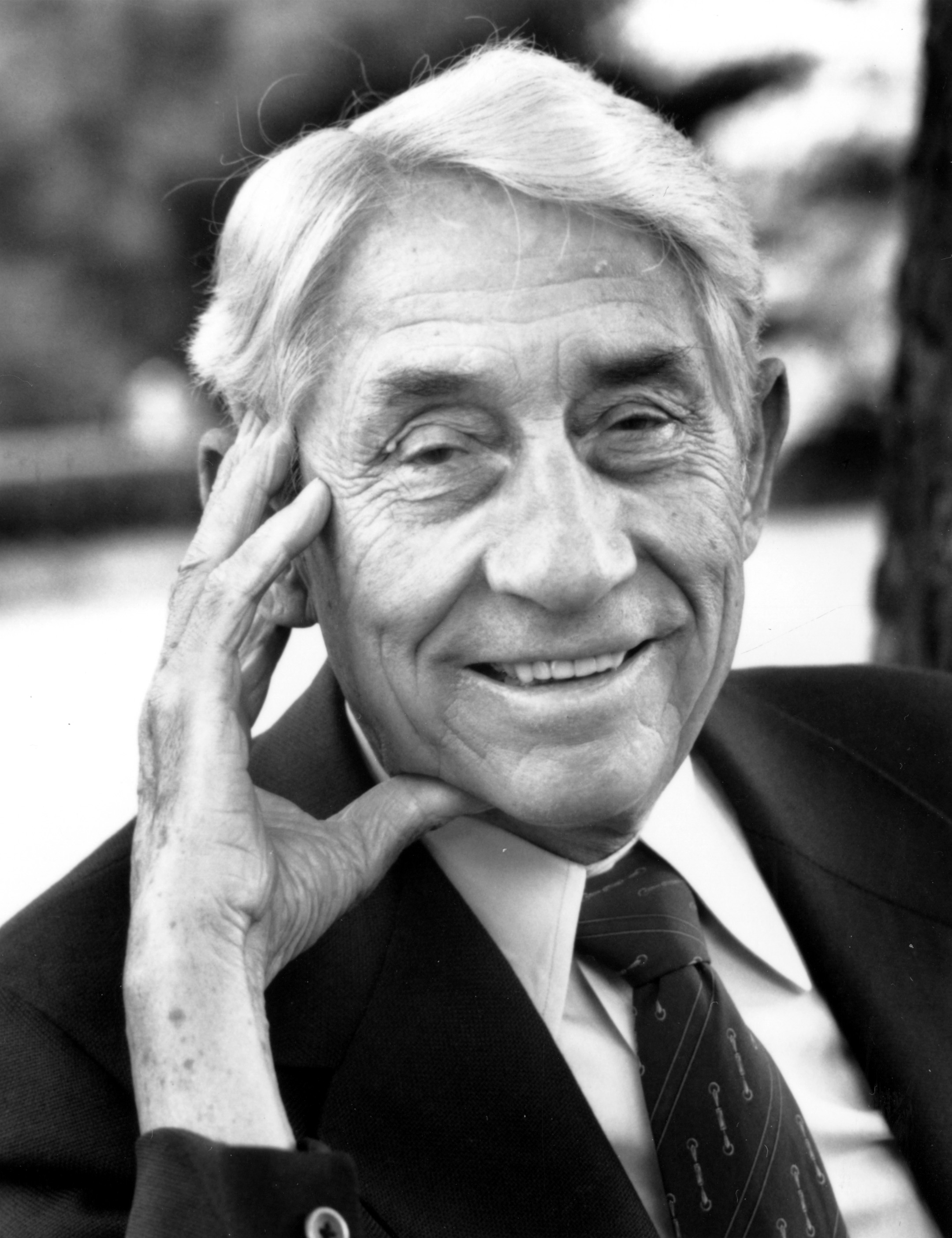 John Nerud in 1972 (Museum Collection)
