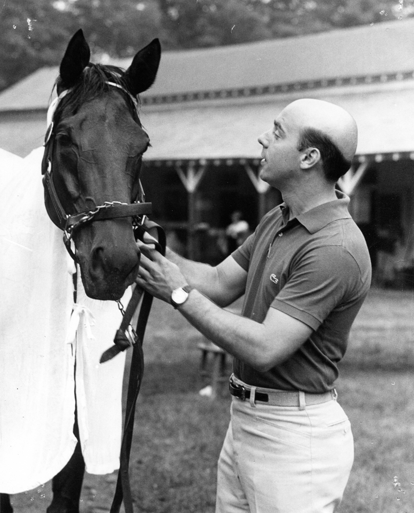 John Veitch (NYRA/Museum Collection)