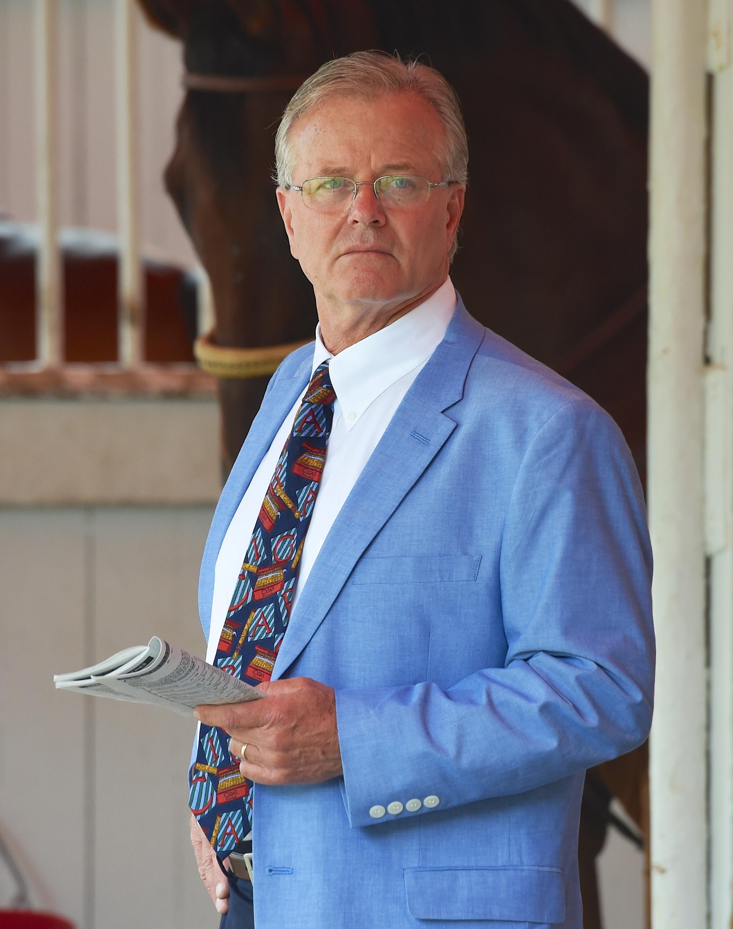 Bill Mott (Bob Mayberger)