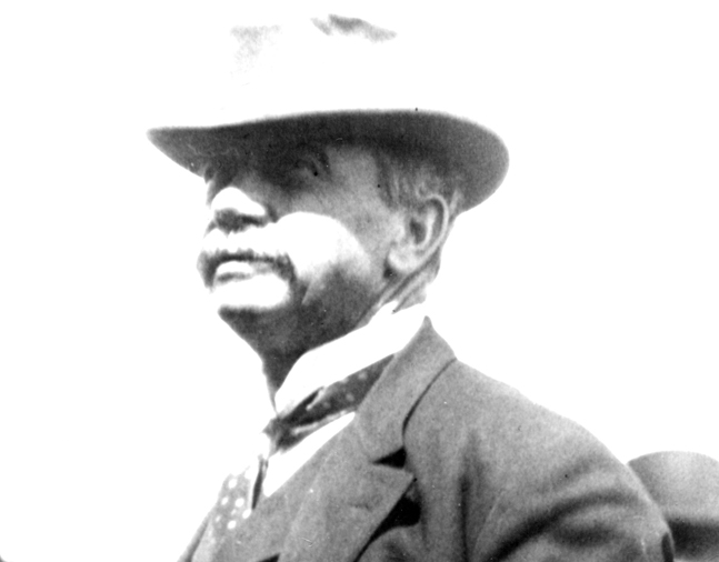 John W. Rogers in 1905 (C. C. Cook/Museum Collection)